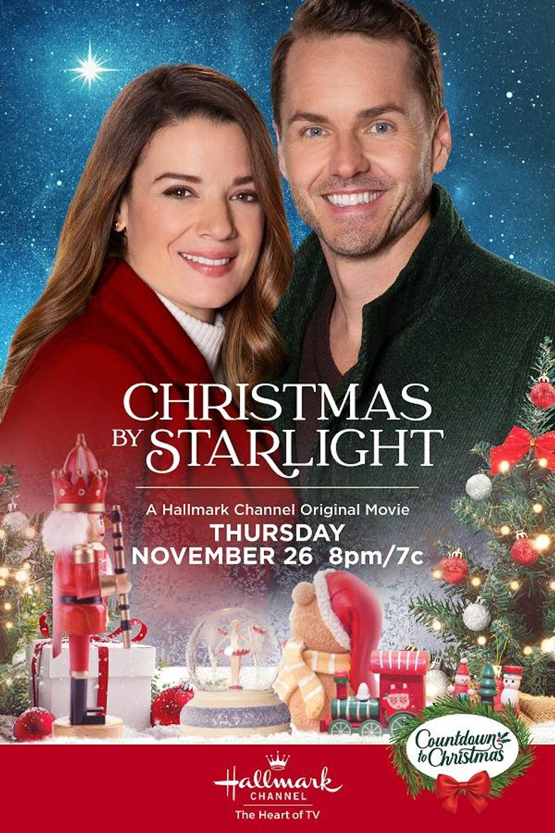 Christmas by Starlight Poster