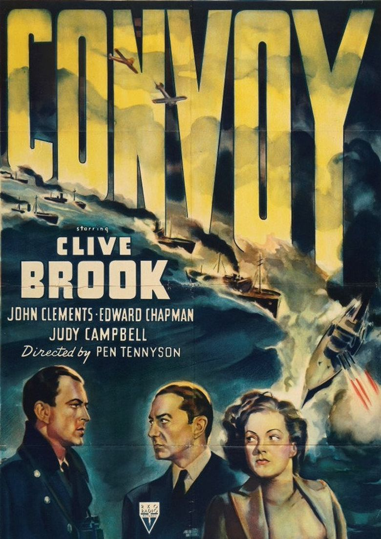 Convoy Poster