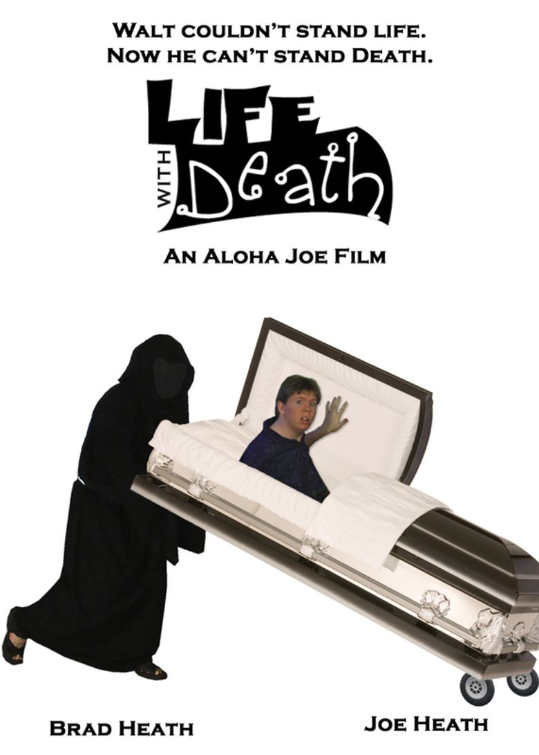 Life With Death Poster