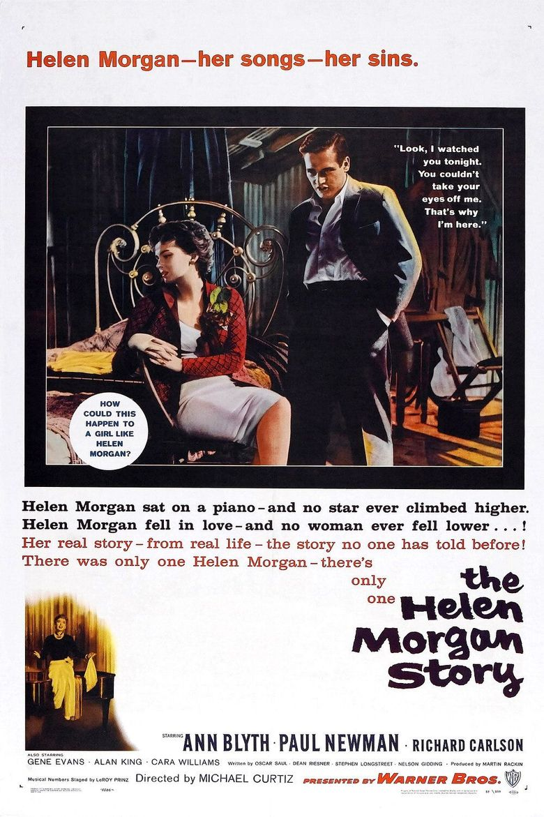 The Helen Morgan Story Poster