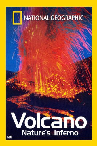 Volcano: Nature's Inferno Poster