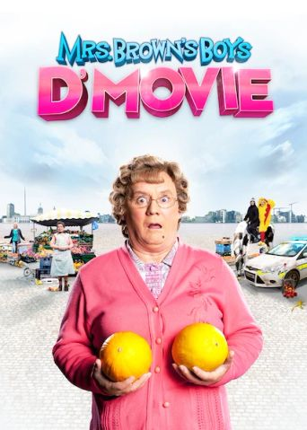 Mrs. Brown's Boys D'Movie Poster