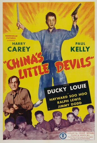 China's Little Devils Poster