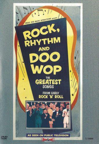 Rock, Rhythm & Doo Wop Poster