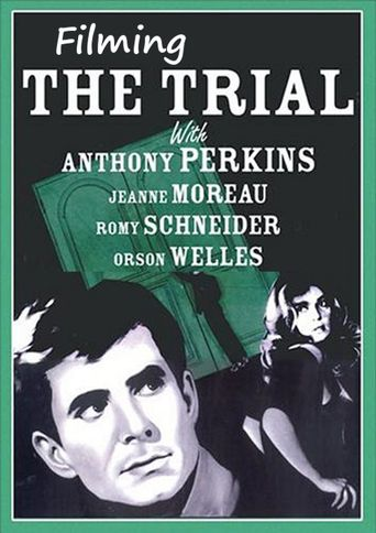 Filming 'The Trial' Poster