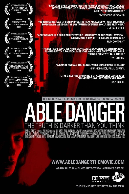 Able Danger Poster