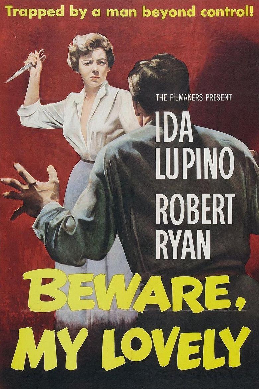 Beware, My Lovely Poster