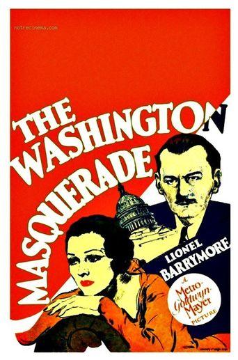 The Washington Masquerade Poster