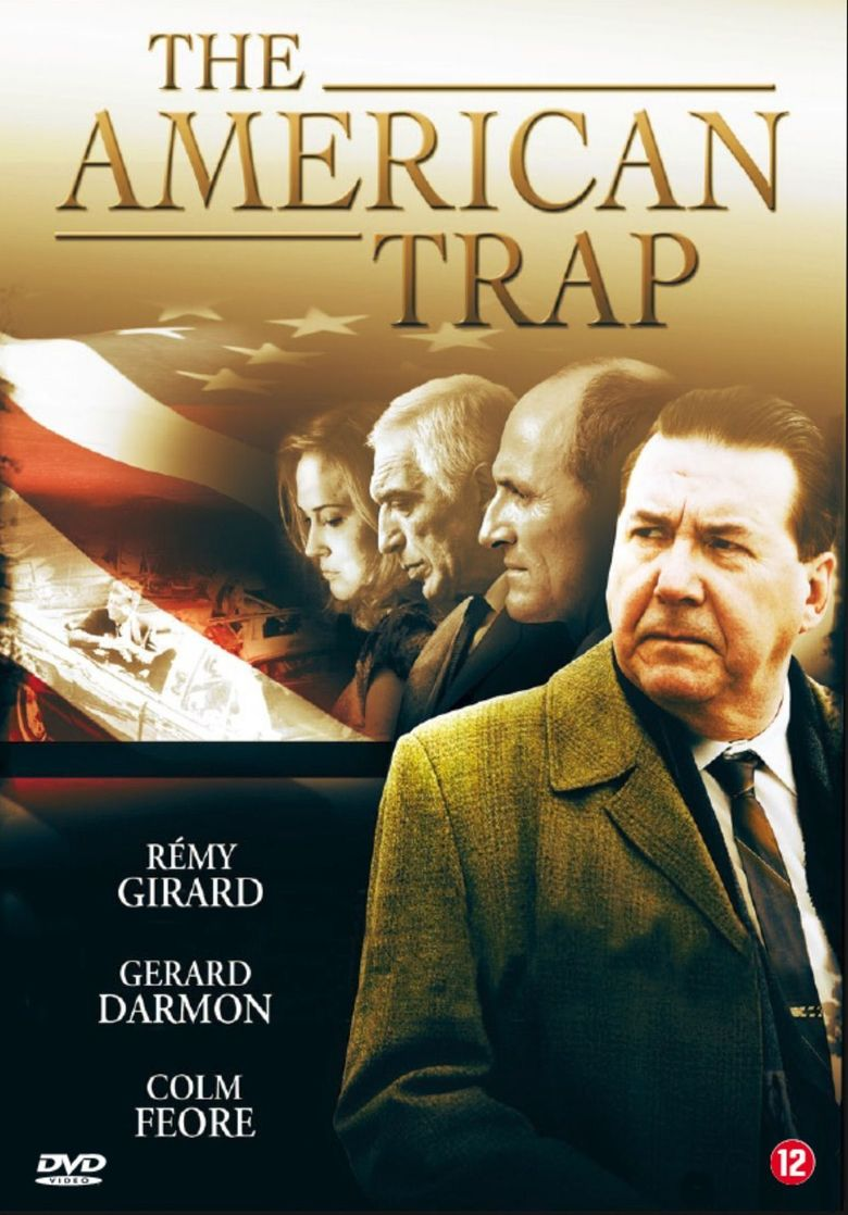 The American Trap Poster