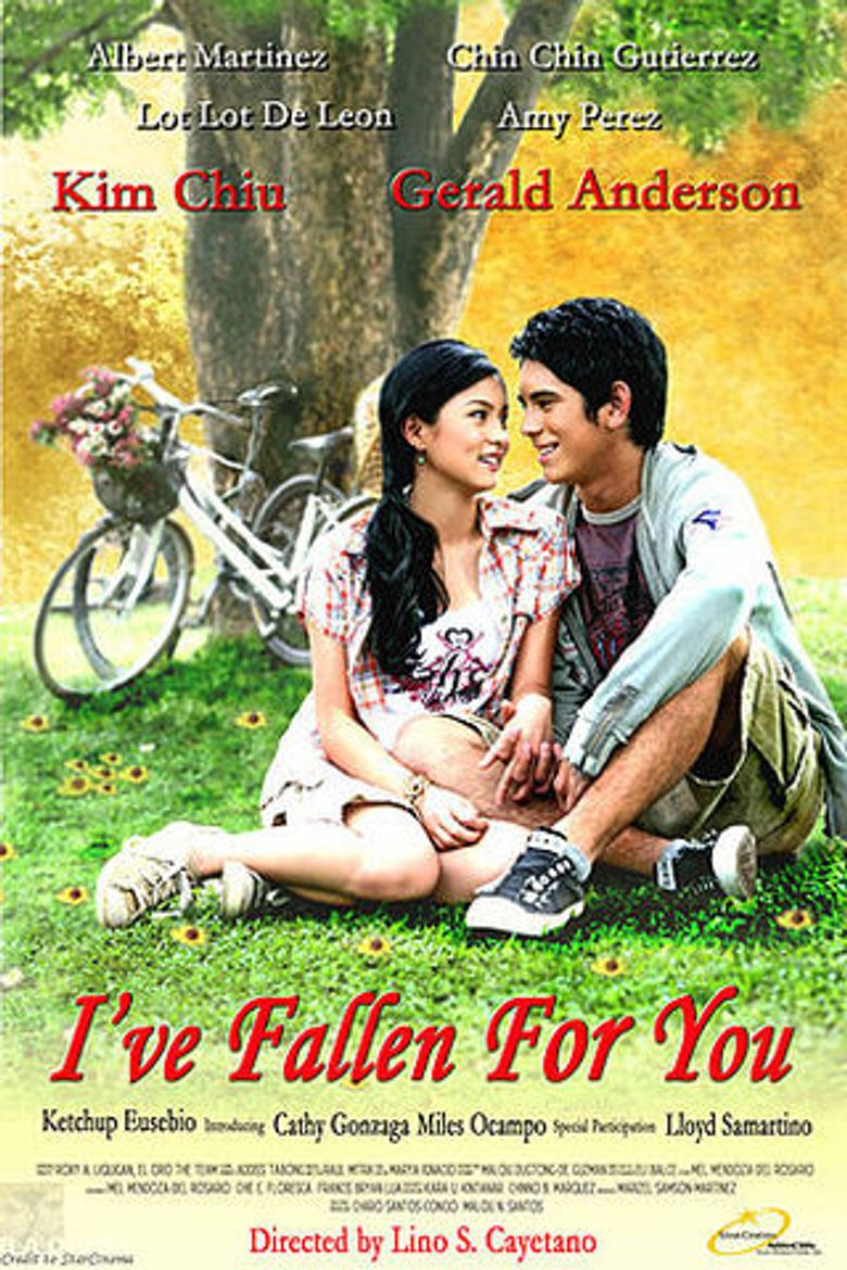 I've Fallen for You Poster
