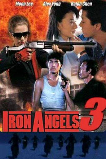 Iron Angels 3 Poster