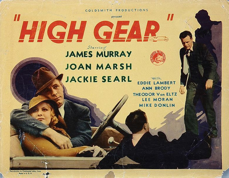 High Gear Poster
