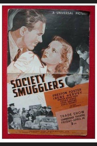 Society Smugglers Poster