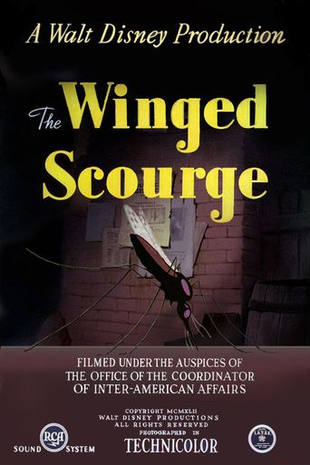 The Winged Scourge Poster