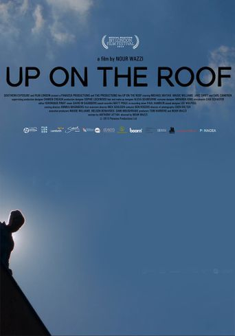 Up on the Roof Poster