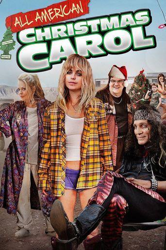 All American Christmas Carol Poster