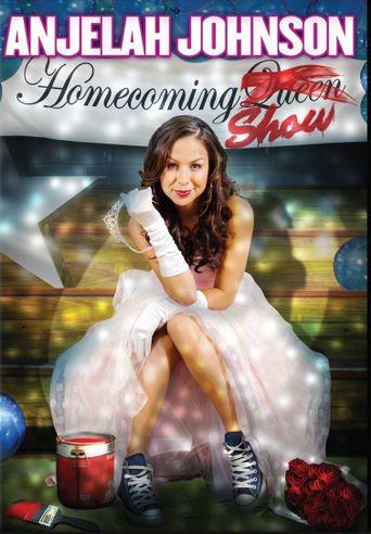 Anjelah Johnson: The Homecoming Show Poster