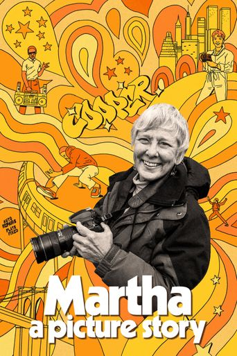 Martha: A Picture Story Poster