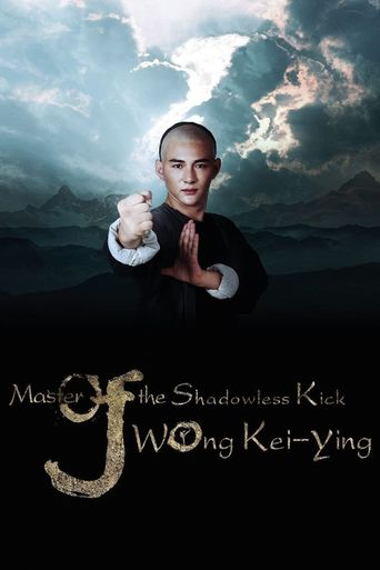 Master Of The Shadowless Kick: Wong Kei-Ying Poster