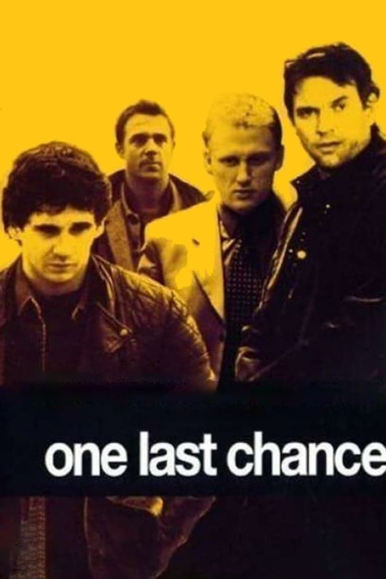 One Last Chance Poster