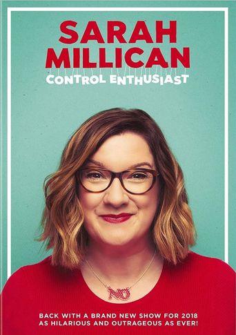 Sarah Millican: Control Enthusiast Poster