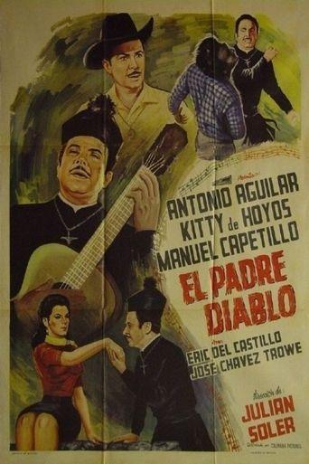 El padre diablo Poster