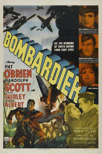 Bombardier Poster