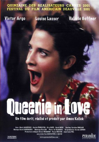 Queenie in Love Poster