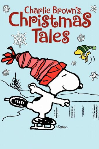 Charlie Brown's Christmas Tales Poster