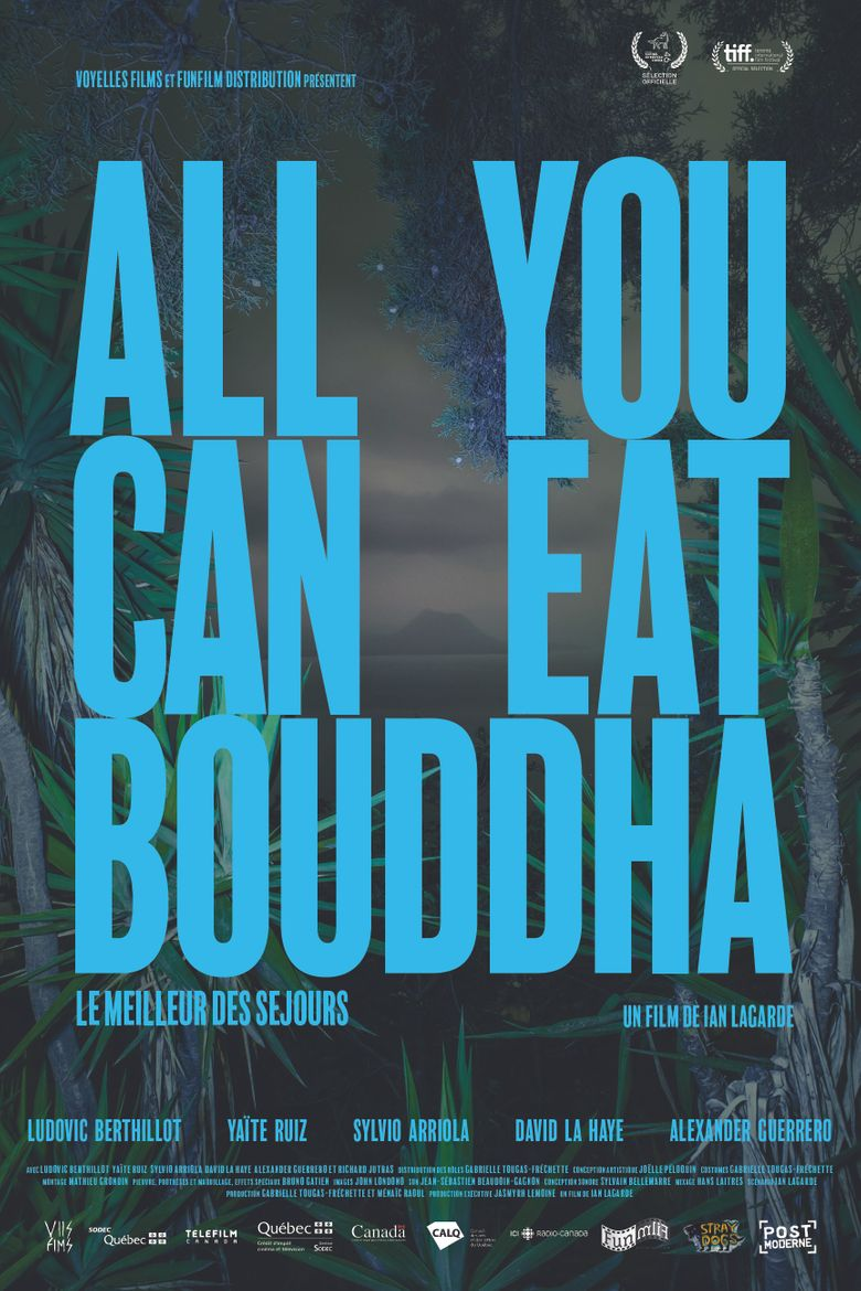 All You Can Eat Buddha Poster