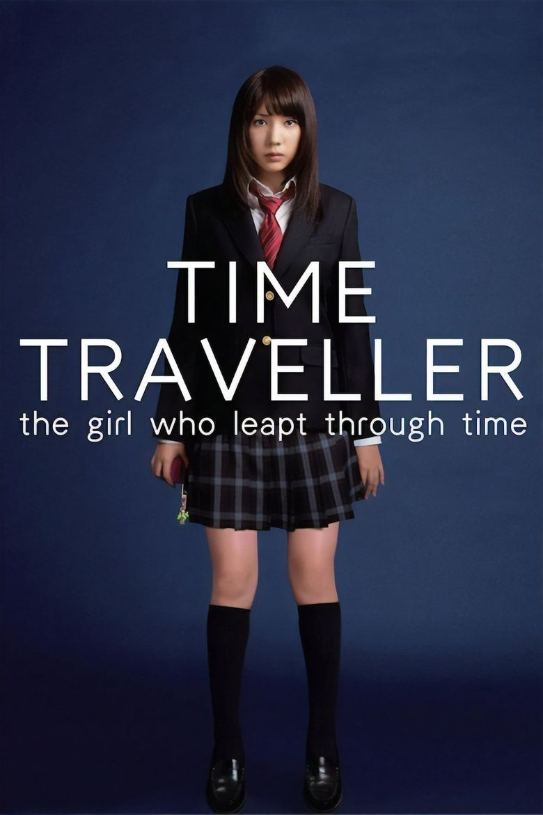 Time Traveller: The Girl Who Leapt Through Time Poster