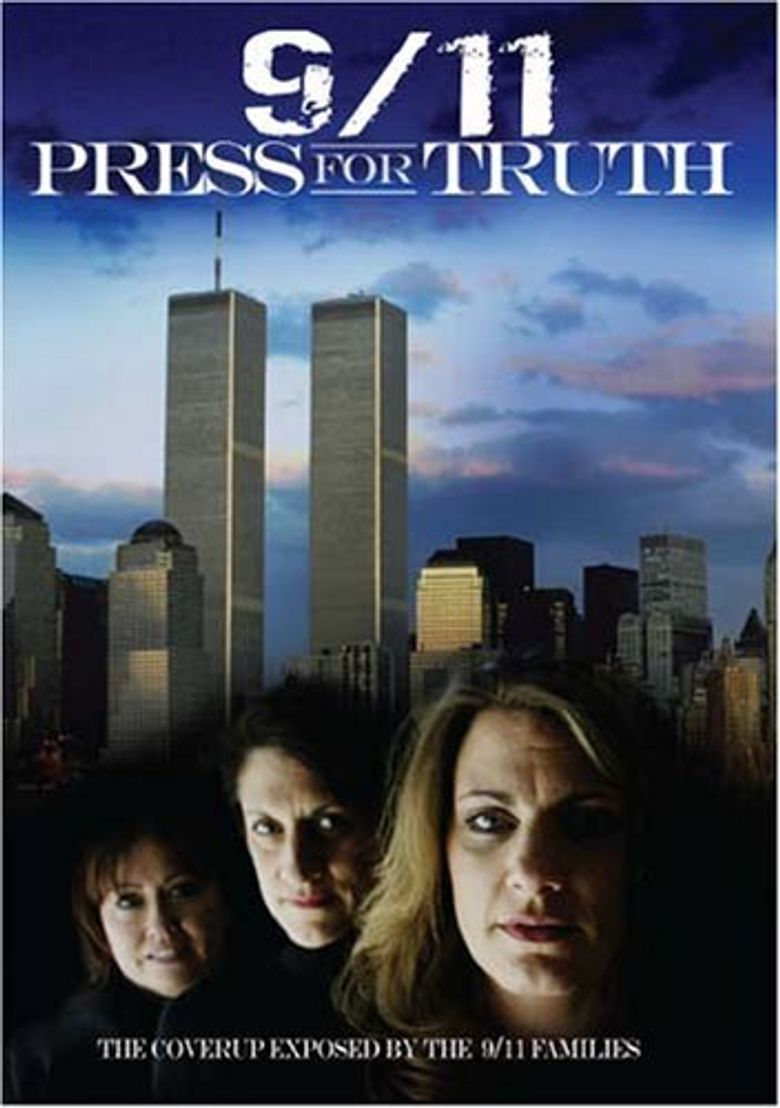 9/11: Press For Truth Poster