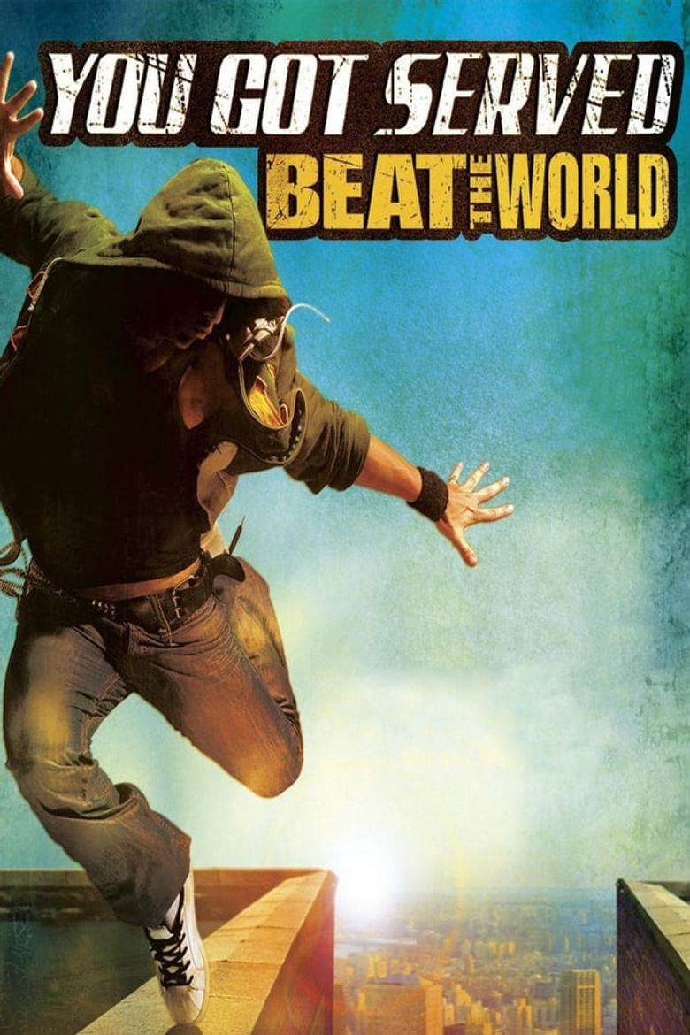 Beat the World Poster