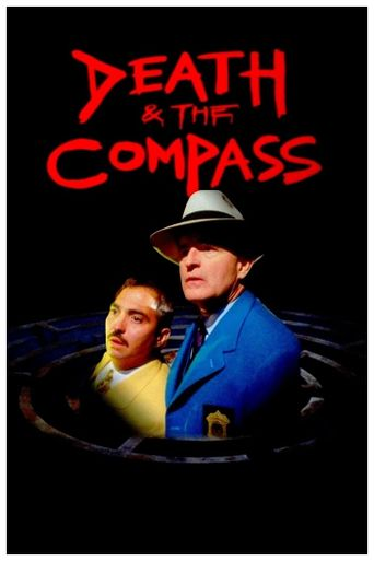 Death and the Compass Poster
