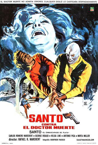 Santo Versus Doctor Death Poster