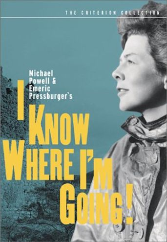 I Know Where I'm Going! Revisited Poster