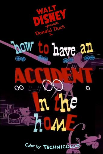 How to Have an Accident in the Home Poster