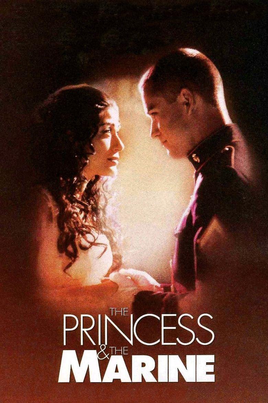 The Princess & the Marine Poster