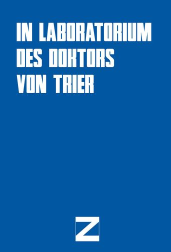 In Doctor von Trier's Laboratory: Back to the Magic of Cinema Poster