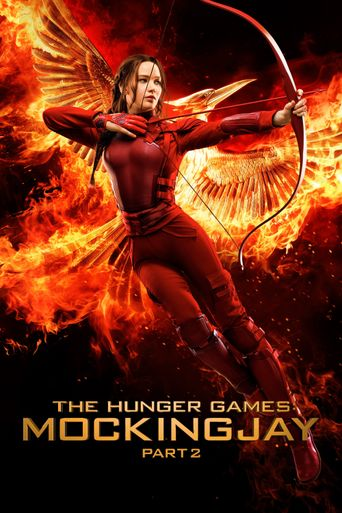 Watch The Hunger Games: Mockingjay - Part 2