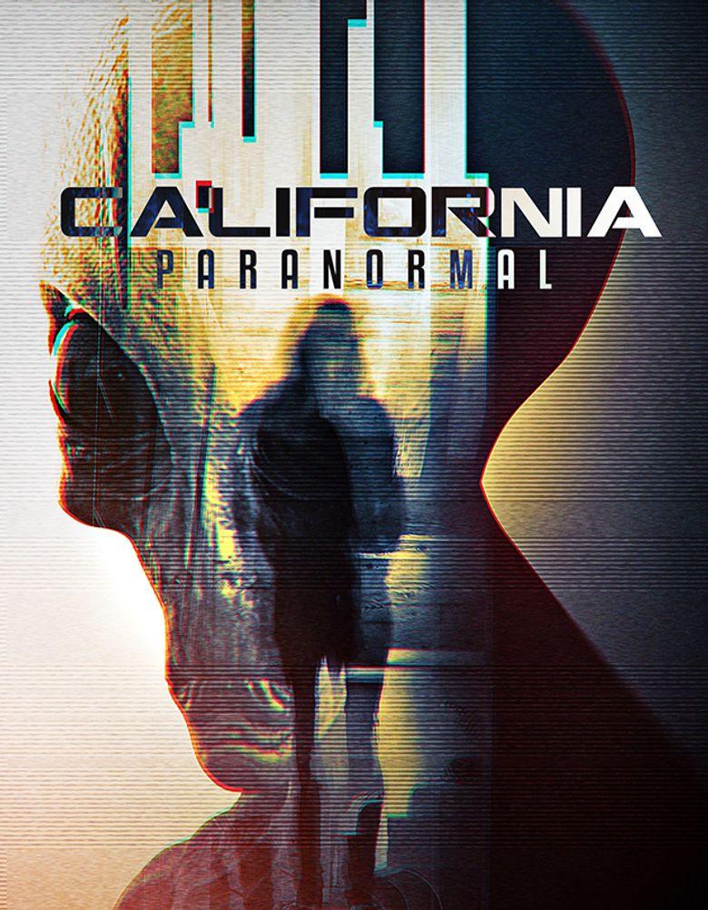 California Paranormal Poster