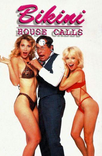 Bikini House Calls Poster