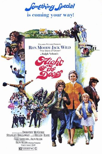 Flight of the Doves Poster
