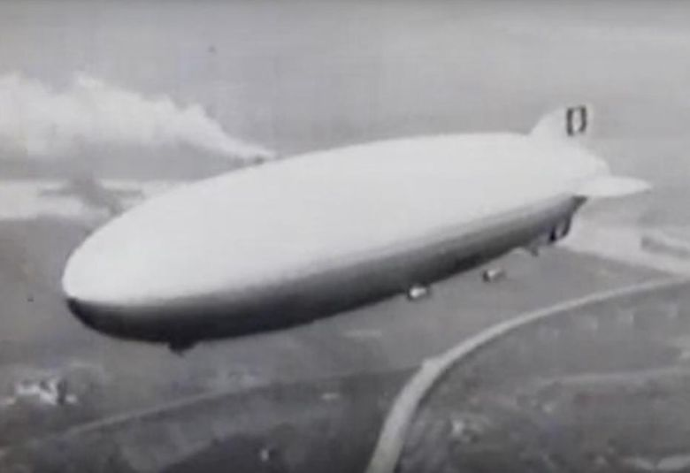 What Happened to the Hindenburg? Poster