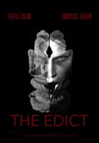 The Edict Poster