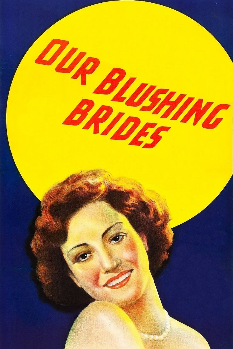 Our Blushing Brides Poster