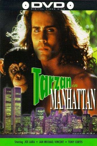 Tarzan in Manhattan Poster