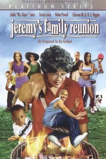 Jeremy's Family Reunion Poster