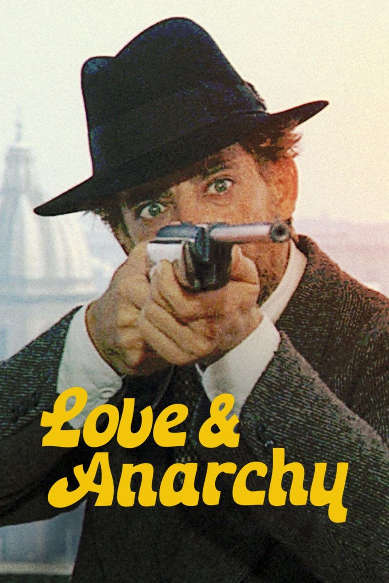Love and Anarchy Poster