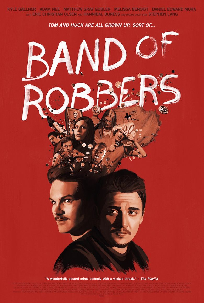 Band of Robbers Poster